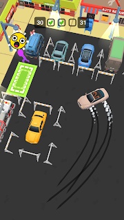 Screenshot 3: 3D甩尾停車