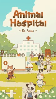 Screenshot 1: Animal Hospital : Dr.panda