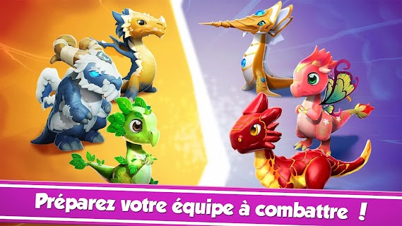 Screenshot 4: Dragon Mania Legends - Simulateur de Dragons