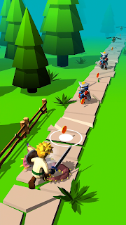 Screenshot 3: Beat Knight