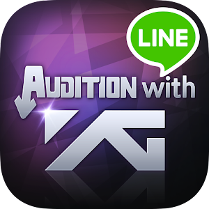 Icon: LINE Audition With YG