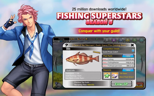 Screenshot 2: Fishing Superstars : Season5