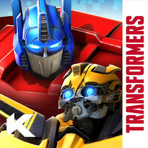 Icon: TRANSFORMERS: Forged to Fight