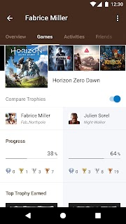 Screenshot 4: PlayStation App