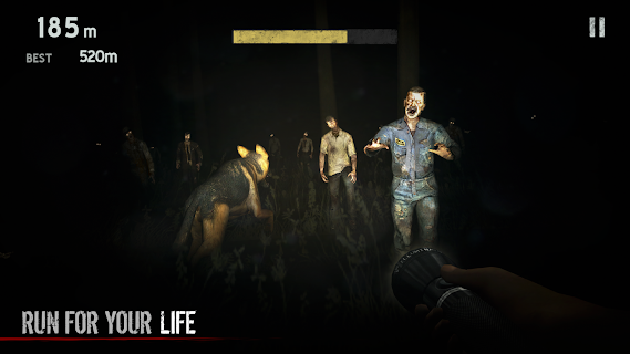 Screenshot 2: Into the Dead