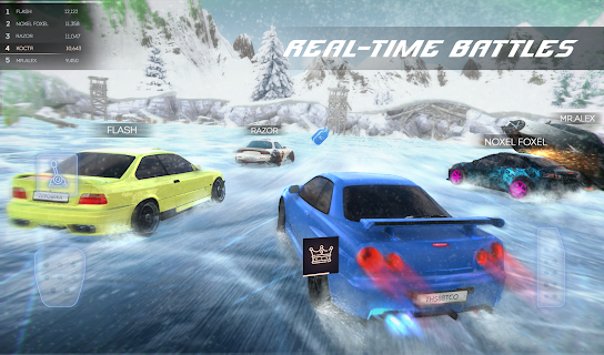 Screenshot 1: Tuning Club Online