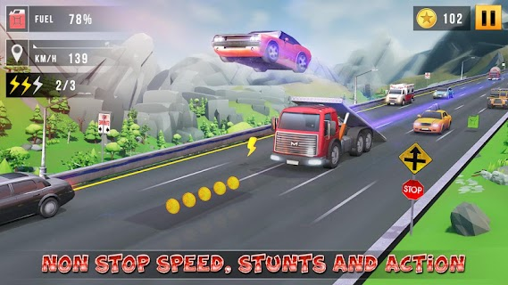 Screenshot 1: Mini Car Race Legends
