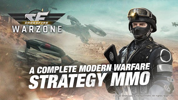 Screenshot 1: CrossFire: Warzone
