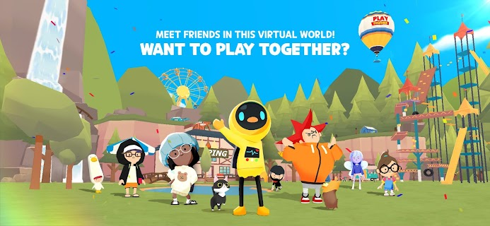 Screenshot 1: Play Together