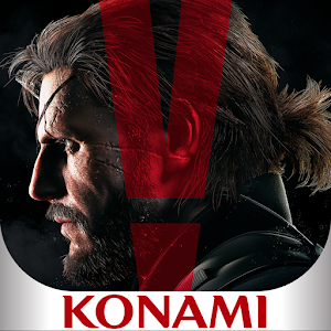 Icon: Metal Gear Solid V: THE PHANTOM PAIN