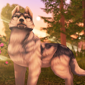 Icon: Wolf Tales - Home & Heart