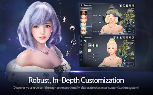 Screenshot 3: Black Desert Mobile | Global