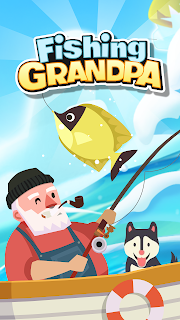 Screenshot 1: Fishing Grandpa