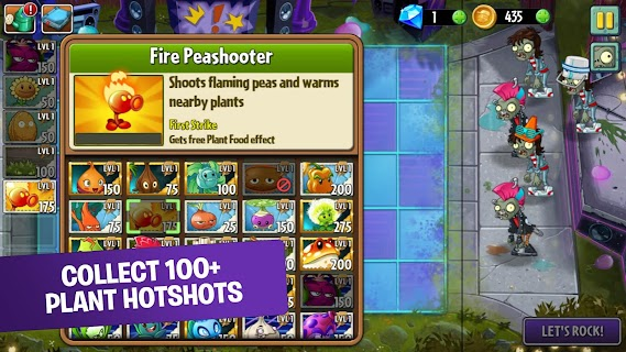 Screenshot 4: Plants vs Zombies 2: It's About Time