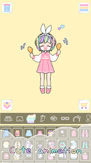 Screenshot 4: Pastel Girl