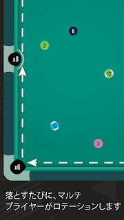 Screenshot 3: Pocket Run Pool