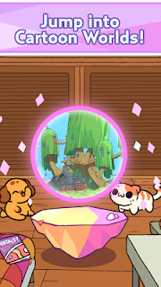 Screenshot 3: KleptoCats Cartoon Network