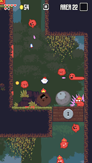 Screenshot 1: Super Fowlst