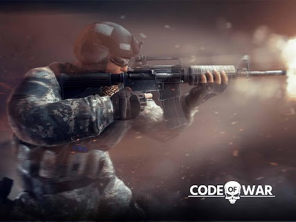 Screenshot 1: Code of War: 射手在線