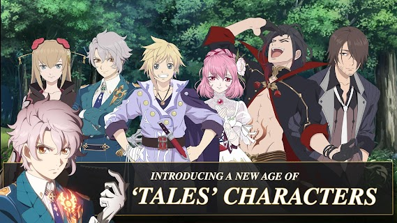 Screenshot 4: Tales of Crestoria | Inglés