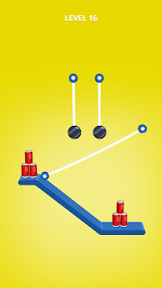 Screenshot 3: Rope Slash