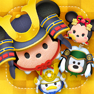 Icon: LINE: Disney Tsum Tsum | Japanese