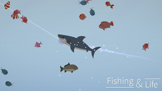 Screenshot 3: Fishing Life