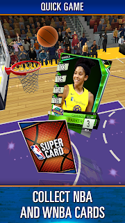 Screenshot 2: NBA SuperCard: Basketball card battle
