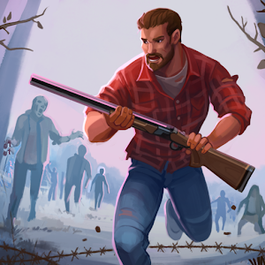Icon: Days After - zombie survival simulator