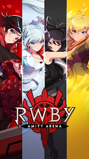 Screenshot 1: RWBY: Amity Arena