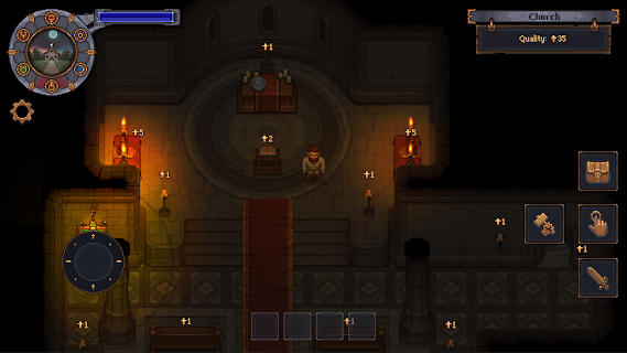 Screenshot 3: Graveyard Keeper