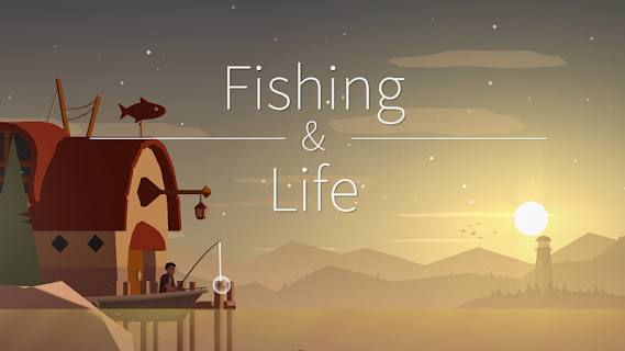 Screenshot 1: Fishing Life