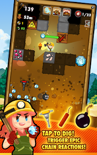Screenshot 3: Pocket Mine 2