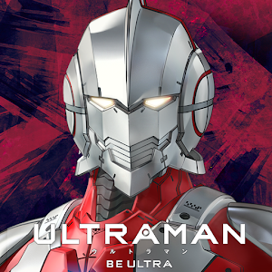Icon: ULTRAMAN: BE ULTRA