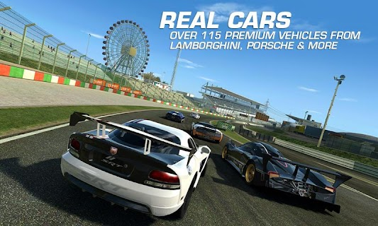 Screenshot 4: Real Racing 3