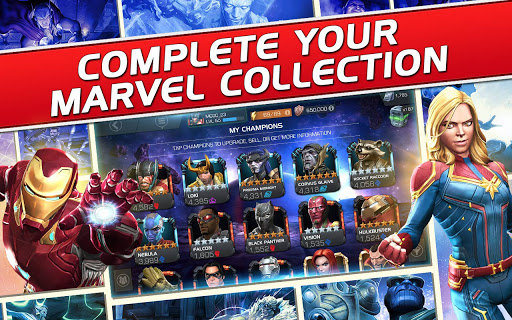 Screenshot 3: MARVEL Contest of Champions