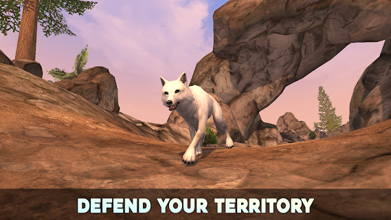 Screenshot 4: Wolf Tales - Home & Heart
