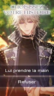 Screenshot 4: Sealed With a Dragon's Kiss: Otome Romance Game