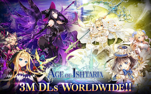Screenshot 2: Age of Ishtaria - A.Battle RPG