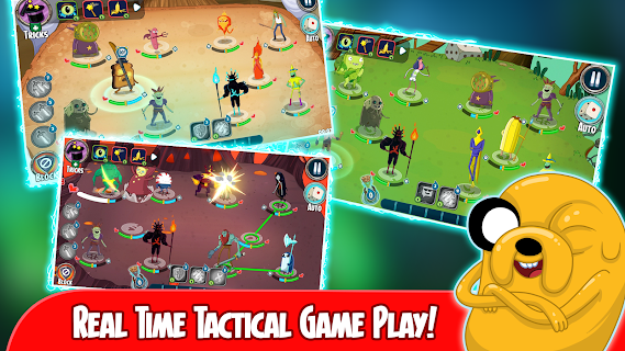 Screenshot 1: Champions and Challengers - Adventure Time