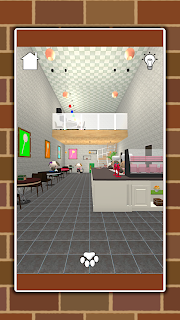 Screenshot 3: Sweets Cafe -Escape Game-