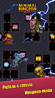 Screenshot 4: Minimal Dungeon RPG
