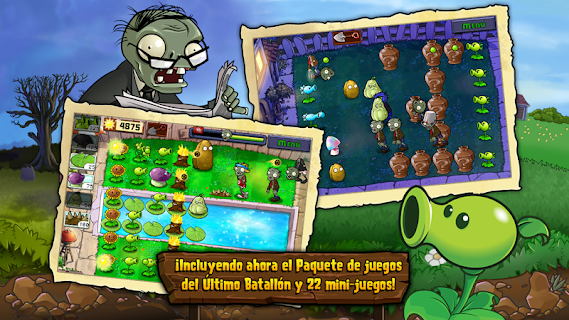 Screenshot 4: Plants vs. Zombies FREE