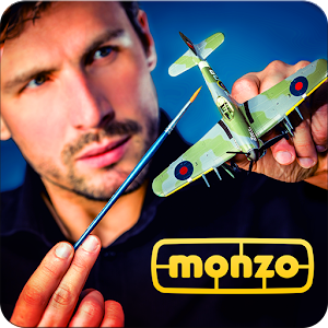 Icon: MONZO - Digital Model Builder
