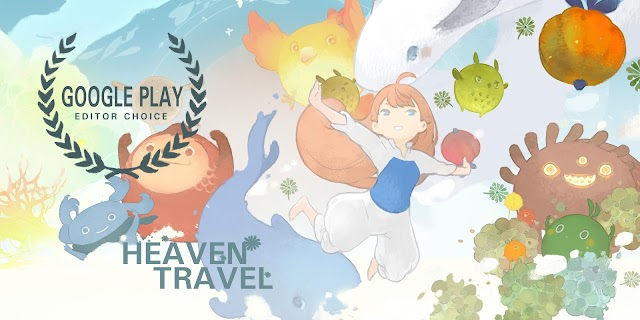 Screenshot 1: HEAVEN TRAVEL