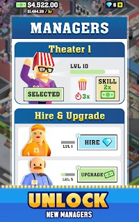 Screenshot 4: Box Office Tycoon