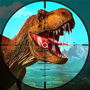Icon: Wild Dino Hunter Animal Hunting Games 2021