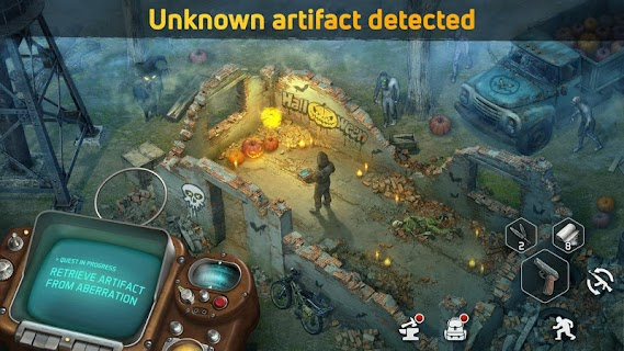 Screenshot 4: Dawn of Zombies: Survival after the Last War