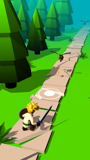 Screenshot 1: Beat Knight
