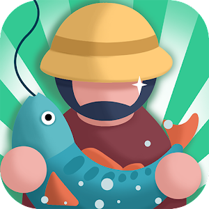 Icon: Idle Fishing - Manage Fishing Farm